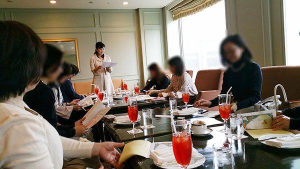お茶会,ビジネス,しばたみか,セミナー,アフタヌーンティー